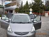 Сочи Хонда Фит 2006