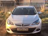 Краснодар Астра GTC 2013