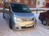 Иркутск Ниссан Серена 2009