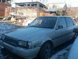 Кызыл Тойота Корона 1986