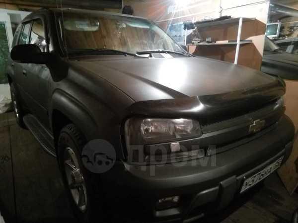 Chevrolet TrailBlazer, 2006 год, 700 000 руб.