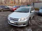 Владивосток Тойота Филдер 2007