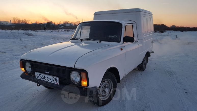 ИЖ 2715, 1992 год, 55 000 руб.