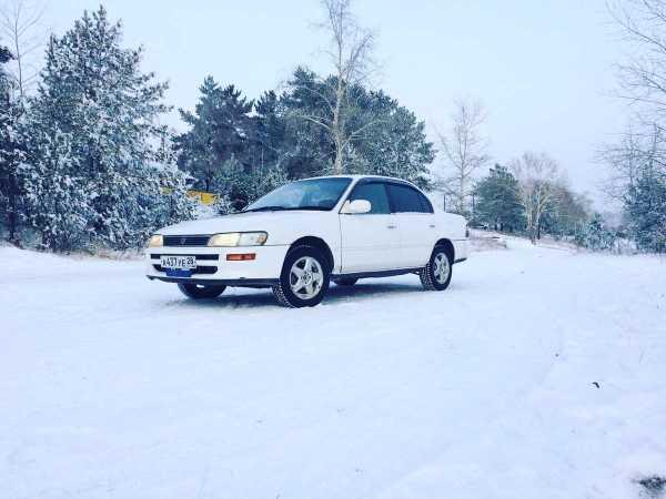 Toyota Corolla, 1993 год, 150 000 руб.