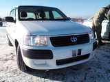 Большая Ирба Тойота Саксид 2011