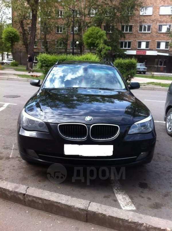 BMW 5-Series, 2009 год, 649 000 руб.