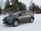 Красноярск Тойота РАВ4 2013