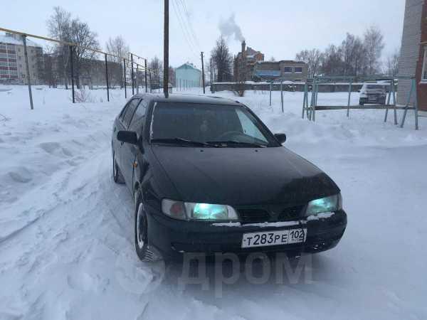 Nissan Almera, 1997 год, 90 000 руб.