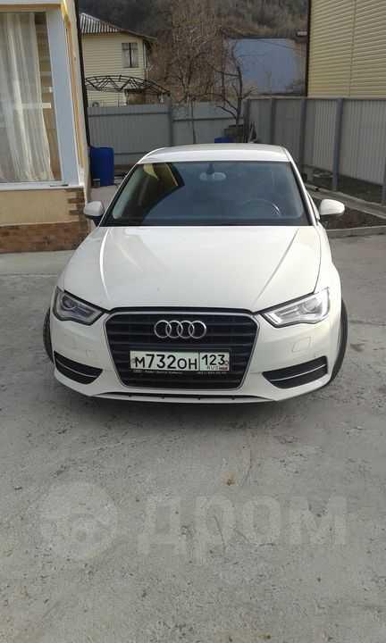 Audi A3, 2014 год, 1 000 000 руб.