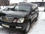 Белово Лексус ЛХ 470 2000
