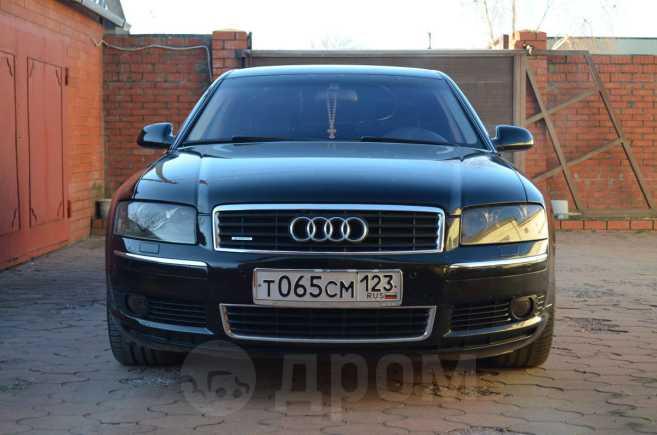 Audi A8, 2003 год, 600 000 руб.