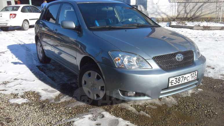 Toyota Corolla, 2003 год, 297 500 руб.