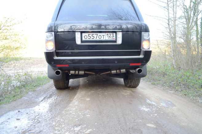 Land Rover Range Rover, 2006 год, 800 000 руб.