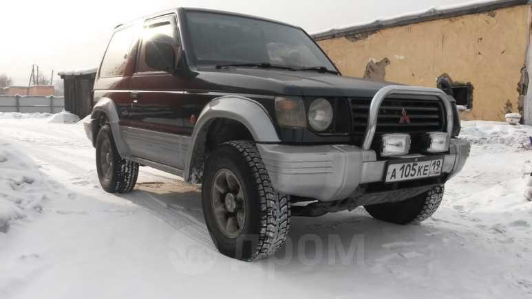 Mitsubishi Pajero, 1996 год, 300 000 руб.