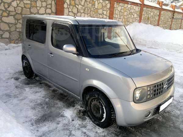 Nissan Cube Cubic, 2008 год, 440 000 руб.