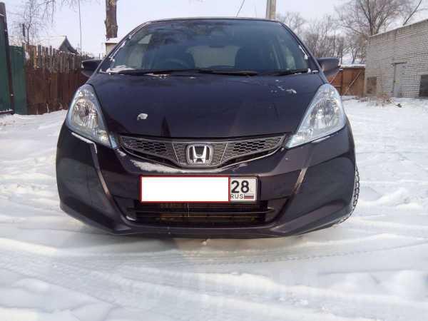 Honda Fit, 2011 год, 455 000 руб.