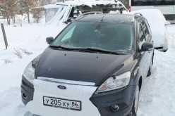 Новоаганск Форд Фокус 2008