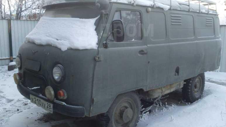 УАЗ Буханка, 1986 год, 189 000 руб.