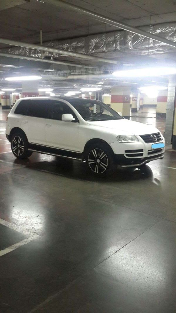 Volkswagen Touareg, 2003 год, 650 000 руб.