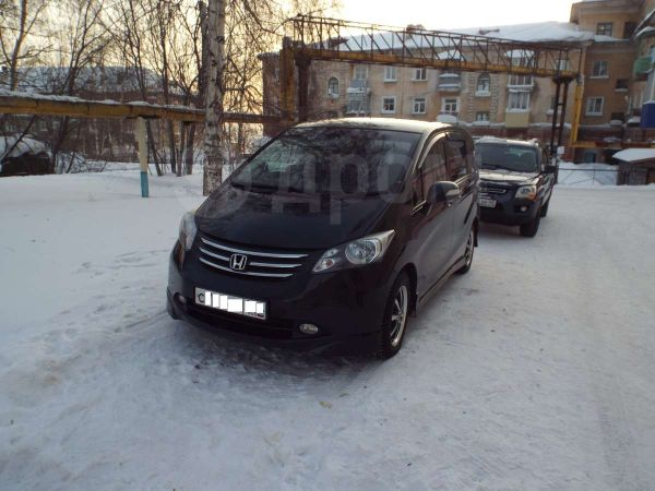 Honda Freed, 2009 год, 517 000 руб.