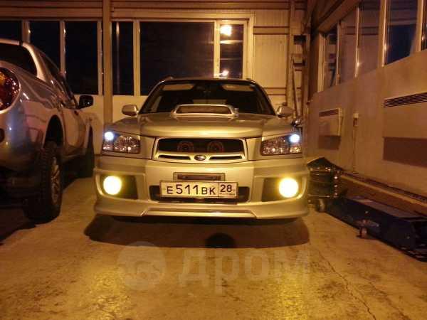 Subaru Forester, 2002 год, 530 000 руб.