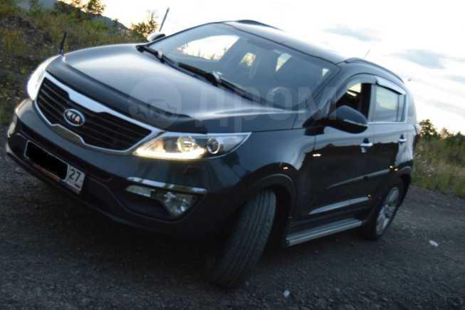 Kia Sportage, 2011 год, 890 000 руб.