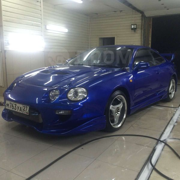 Toyota Celica, 1995 год, 400 000 руб.