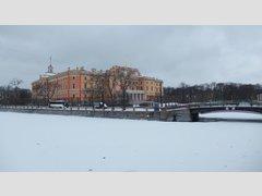 Михайловский замок (Архитектура)