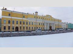 Дворец Юсуповых на Мойке (Архитектура)