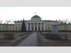 Таврический дворец (Архитектура)