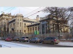 Особняк Кшесинской (Архитектура)