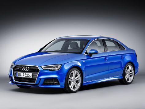 Audi A3 (8V) 04.2016 - 09.2020