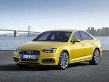 Audi A4 2015, седан, 5 поколение, B9