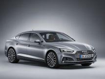 Audi A5 2016, лифтбек, 2 поколение, F5