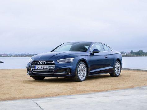 Audi A5 (F5) 10.2016 - 07.2020