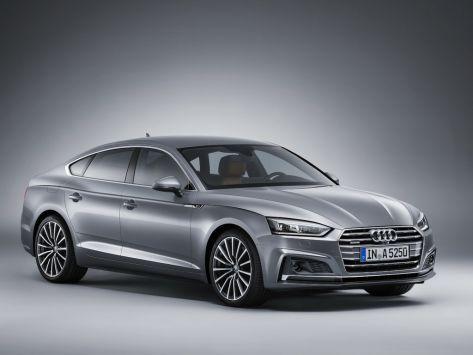 Audi A5 (F5) 12.2016 - 07.2020