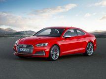 Audi S5 2 поколение, 01.2017 - н.в., Купе