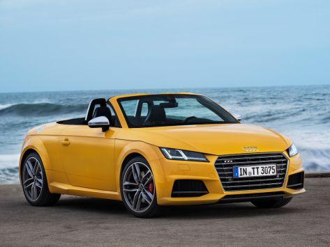 Audi TTS (8S) 12.2014 - 07.2017