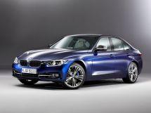 BMW 3-Series рестайлинг 2015, седан, 6 поколение, F30