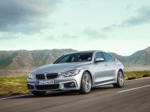 BMW 4-Series рестайлинг 2017, седан, 1 поколение, F36