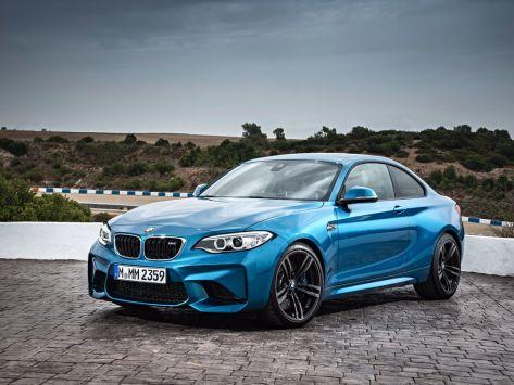 BMW M2 (F87) 10.2015 - 05.2017
