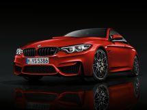 BMW M4 рестайлинг, 1 поколение, 01.2017 - н.в., Купе