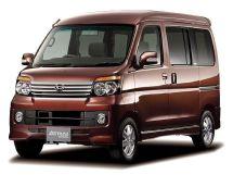 Daihatsu Atrai рестайлинг, 6 поколение, 09.2007 - 10.2017, Минивэн