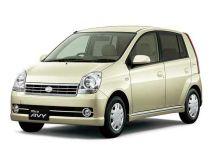 Daihatsu Mira Avy рестайлинг 2005, хэтчбек, 1 поколение
