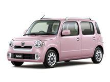 Daihatsu Mira Cocoa рестайлинг 2014, хэтчбек, 1 поколение