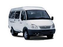 ГАЗ ГАЗель рестайлинг 2003, автобус, 1 поколение, 3221