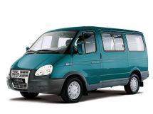 ГАЗ Соболь 2-й рестайлинг, 1 поколение, 02.2010 - н.в., Коммерческий фургон