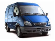 ГАЗ Соболь рестайлинг, 1 поколение, 01.2003 - 01.2010, Цельнометаллический фургон