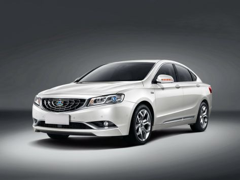Geely Emgrand GT  03.2015 - 11.2019