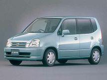 Honda Capa рестайлинг, 1 поколение, 11.2000 - 01.2002, Хэтчбек 5 дв.